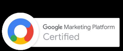 Google Marketing Platform Certified Partner