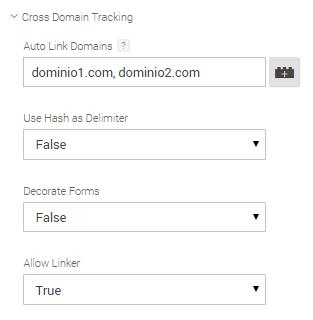 Auto link domains - Decorate forms true