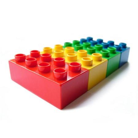Las Macros se suelen representar en GTM como bloques de construcción. La verdad es que siempre he sido más de Tente que de Lego...