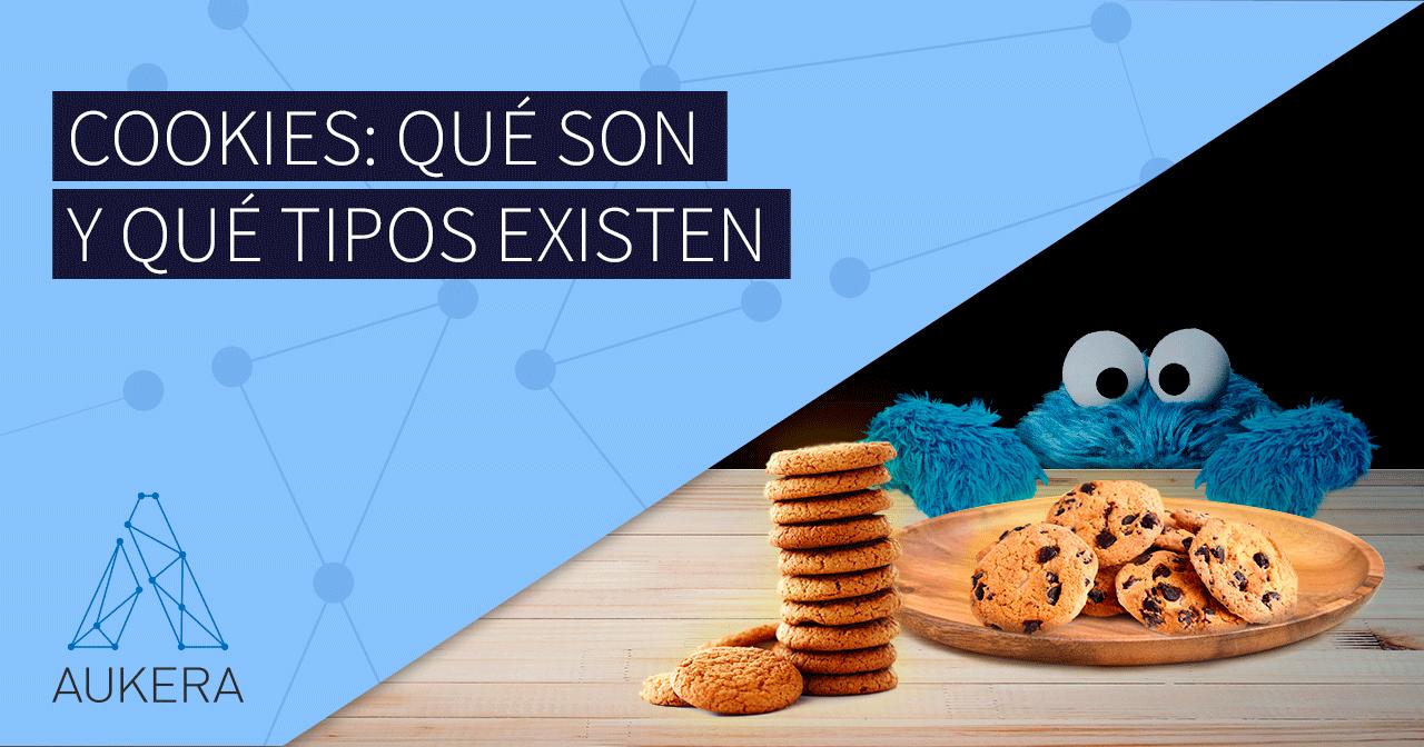 Cookies: qué son y qué tipos hay
