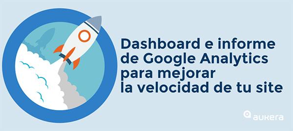 Dashboard de Analytics para mejorar WPO
