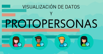 Visualización de datos y protopersonas