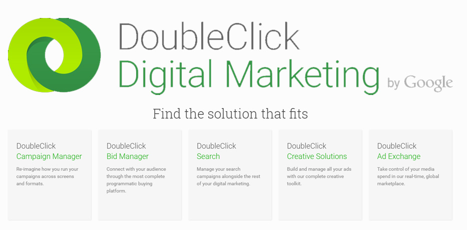DoubleClick Digital Marketing platform (DDM)