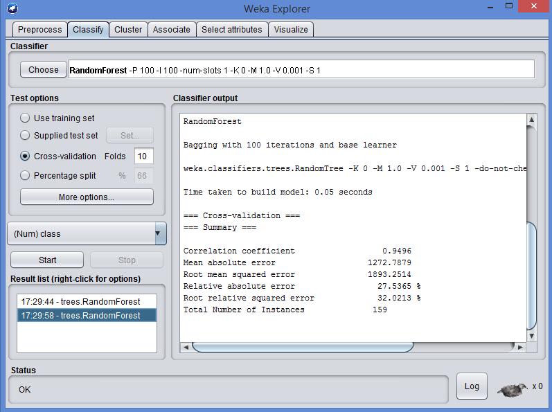 Ejemplo práctico de reducción de la dimensionalidad en un set de datos
