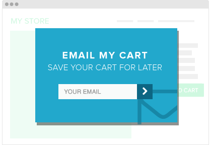 Email my cart