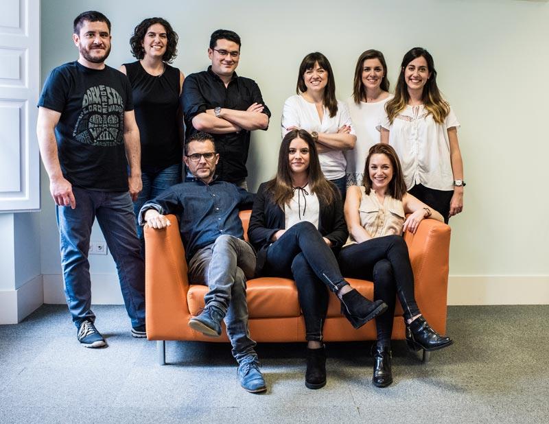 El equipo de Aukera
