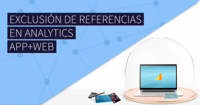Exclusión de referencias en Analytics App+Web