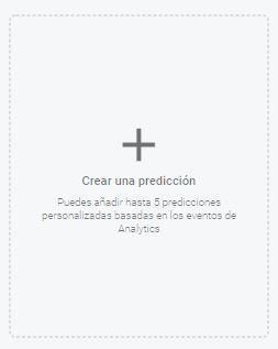 Nueva predicción en Firebase