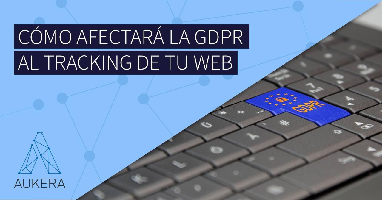GDPR y analítica web