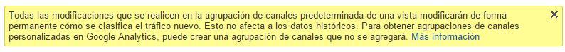 google-analytics-agrupacion-canales-predeterminada