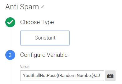 GTM variable you shall not pass
