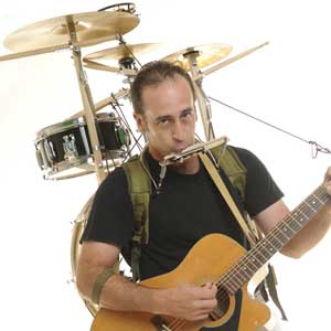 Freelance - hombre orquesta