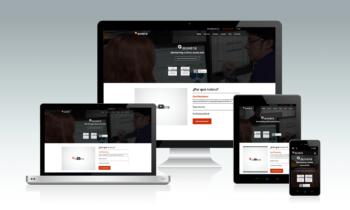 Web optimizada para los diferentes anchos de pantalla