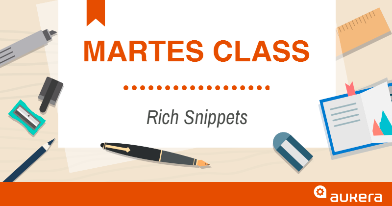 Martes Class: Rich Snippets