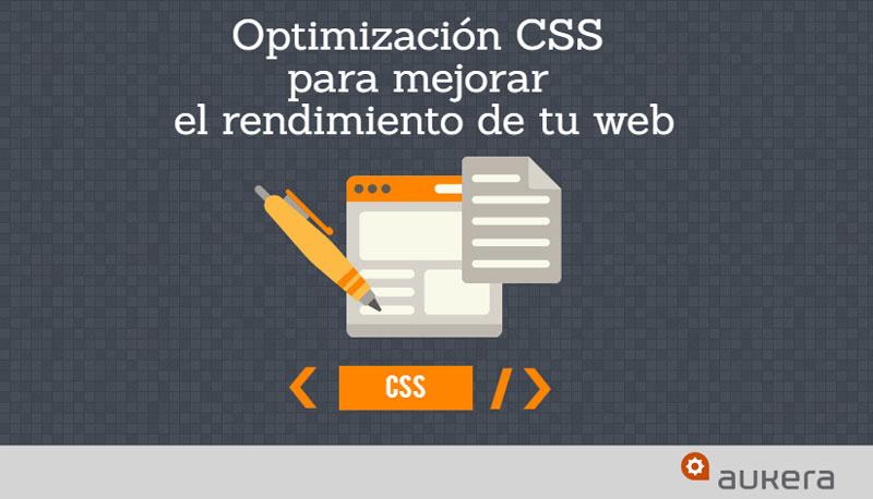 Optmización CSS