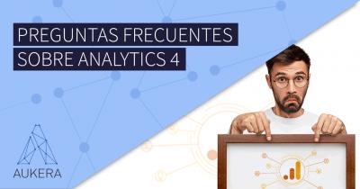 Preguntas frecuentes sobre Google Analytics 4