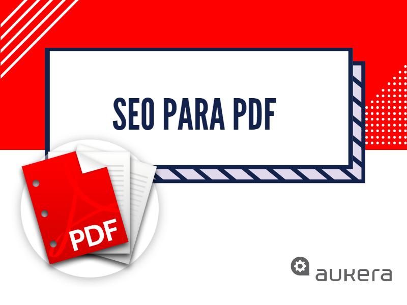 SEO para documentos PDF