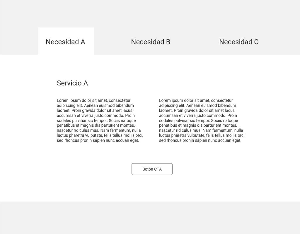 Layout servicios - después de la optimización