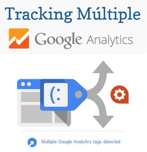 Tracking múltiple Google Analytics