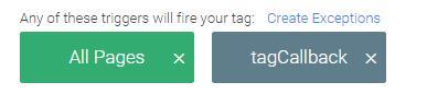 Triggers GA tag 2 times